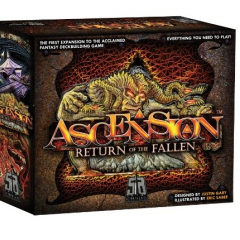 Ascension: Return of the Fallen: Deckbuilding Card Game Expansion