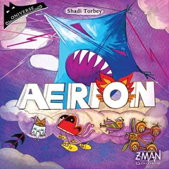 Z Man Games ZMG4904 Aerion, Mixed Colours