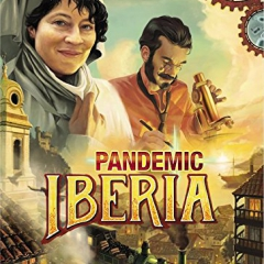 Pandemic Iberia - Limited Collectors Edition Board Game
