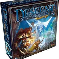 Descent: Journeys in the Dark Second Edition Board Game