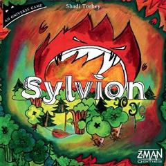 Z-Man Games Sylvion Card Game