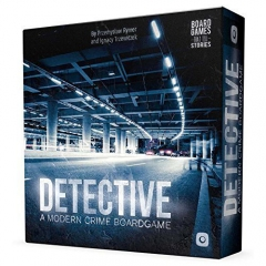 Wydawnictwo Portal Pop 00376 – Detective
