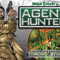 Alderac Entertainment Group Agent Hunter