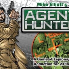 Alderac Entertainment Group Agent Hunter