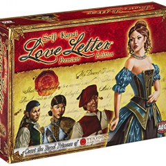 Alderac Entertainment Group 5122AEG Love Letter Premium Edition