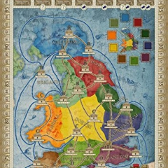 Concordia: Britania and Germania Expansion