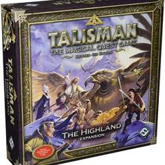 Talisman: Highland Expansion NEW