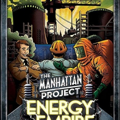 Manhattan Project: Energy Empire Board Game