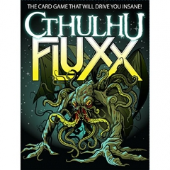 Looney Labs LOO052 Cthulhu Fluxx, Multicoloured