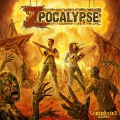 Greenbrier Games Zpocalypse Board Game
