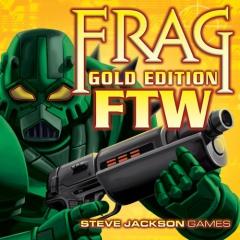Steve Jackson Games SJG01905 Frag FTW Game