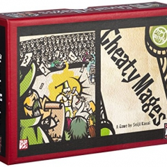 Alderac Entertainment Group Cheaty Mages D6 Board Game