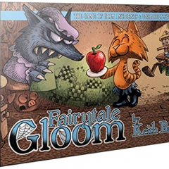 Atlas Games Fairytale Gloom Card Game