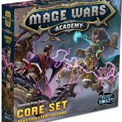 "Arcane Wonders ""Mage Wars Academy"" Board Game"