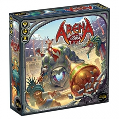 Arena For The Gods Board Game - English Version