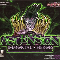 Immortal Heroes: Deckbuilding Game 2-Player Expansion