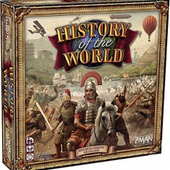 Z-Man Games History of the World - English