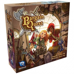 Renegade Game Studios RGS00855 Bargain Quest Multicoloured