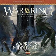 "WAR OF THE RING 2ND EDITION: ""WARRIORS OF MIDDLE-EARTH"""