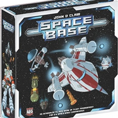 Alderac Entertainment Group AEG7032 Space Base, Mixed Colours