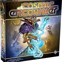 Fantasy Flight Games Cosmic Encounter 42nd Anniversary Edition, Revised Board Game