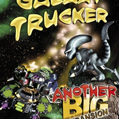 Czech Games Edition CGE00018 Galaxy Trucker Another Big Expansion Game