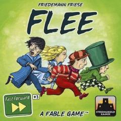 Fast Forward Card Game: #3 Flee