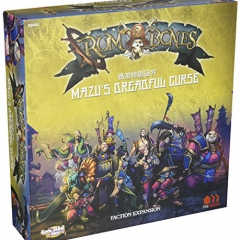 Rum and Bones Mazu's Dreadful Curse Board Game