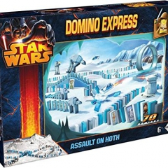 Star Wars Assault on Hoth Domino Express