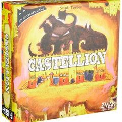 Z-Man Games Castellion Board Game