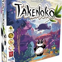 Asmodee Matagot TKN01 - Takenoko