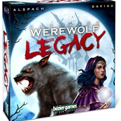 Bézier Games BEZUWLG Bezier Ultimate Werewolf Legacy, Multicoloured
