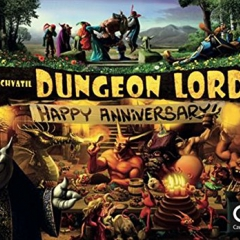 Czech Games Edition Dungeon Lords: Happy Anniversary Expansion