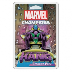 Fantasy Flight Games Marvel Champions: The Once and Future Kang Scenario Pack