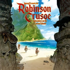 Robinson Crusoe: Adventures on the Cursed Island - 2nd Edition - English