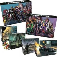 Batman Gotham City Chronicles Kickstarter All-In pledge