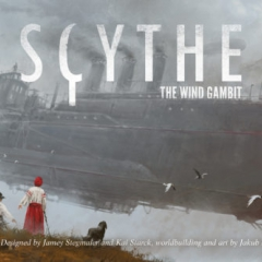 Scythe: The Wind Gambit Expansion - PREORDER