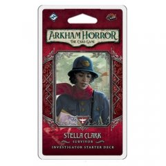 Arkham Horror FFG LCG: Stella Clark Investigator Deck - English