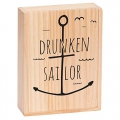 Buffalo Games ASMSUNSAI01 Drunken Sailor, Mixed Colours