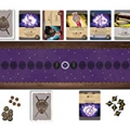 USAopoly USODB010512 Harry Potter Hogwarts Battle: Defence Against The Dark Arts, Mixed Colours