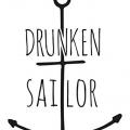Buffalo Games ASMSUNSAI01 Drunken Sailor, Mixed Colours