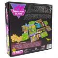 Pandasaurus PAN201703 Dinosaur Island Board Games, Multi-Colored