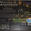 Mansions of Madness Second Edition by Fantasy Flight Games (Card sleeves)