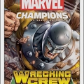 Fantasy Flight Games Marvel Champions: The Wrecking Crew Scenario Pack