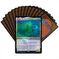 Magic: The Gathering Kaldheim Commander, Phantom Premonition (100 Card Ready-to-Play Deck) White-Blue
