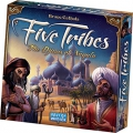 Five Tribes: The Djinns of Naqala Board Game