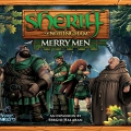Arcane Wonders AWGDTE01SNX1 Sheriff of Nottingham Merry Men Expansion Game