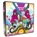 Pandasaurus PAN201703 Dinosaur Island Board Games, Multi-Colored